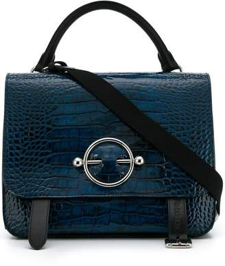 J.W.Anderson disc-hardware tote bag