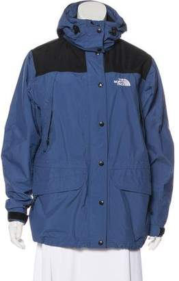 The North Face Hooded Lightweight Jacket