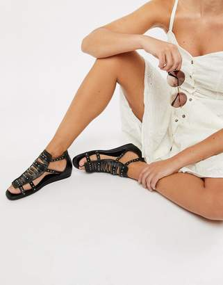 Sofie Schnoor studded strappy sandals