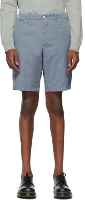 Rag & Bone Blue Base Shorts