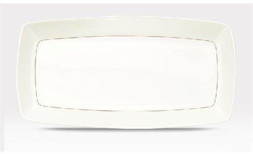 Noritake Wind Dance Rectangular Plate