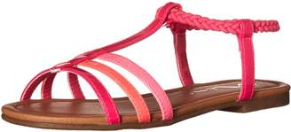 Nina Melvie Flat Sandal (Little Kid/Big Kid)