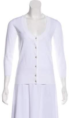 Dolce & Gabbana Long Sleeve Cardigan