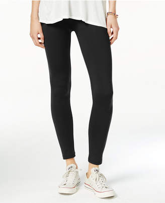Ultrasoft Hippie Rose Juniors' Ultra-Soft Solid Leggings
