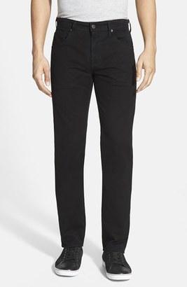 Men's Ag 'Matchbox Bes' Slim Fit Pants $178 thestylecure.com