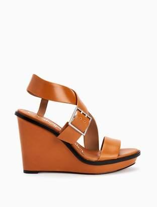 Calvin Klein palma wedge sandal