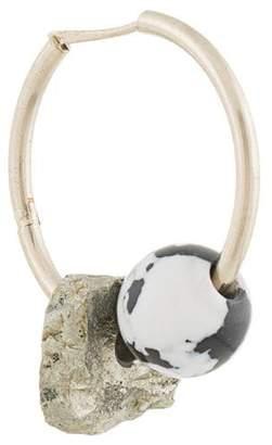 Proenza Schouler Cluster Hoop Earring