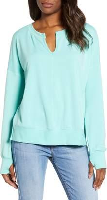 Caslon Off-Duty Cozy Sweatshirt