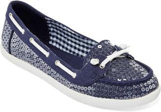 ARIZONA Arizona Harbor Boat Shoes $40 thestylecure.com