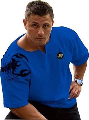 SAM. BIG SPORTSWEAR COMPANY Men's Ragtop Rag Top Sweater Gym T-Shirt *3183* XXL