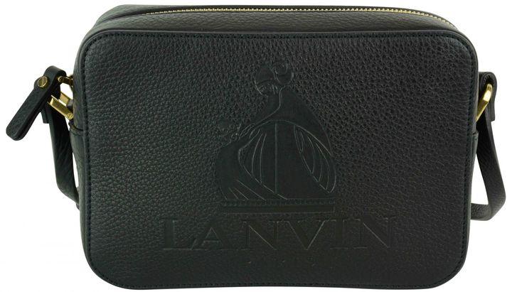 LanvinLanvin Logo Crossbody Bag