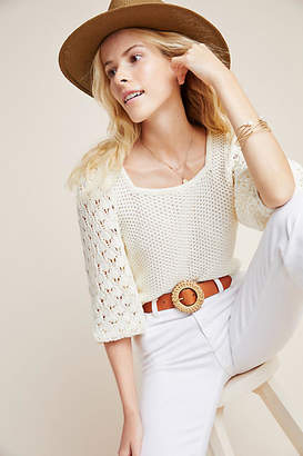 Anthropologie Brylie Knit Pullover