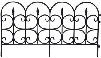 EMSCO Group 15.5 in. x 26.5 in. Victorian Fence Quantity: 12