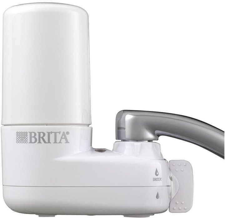 Brita Base On Tap Faucet Water Filter System