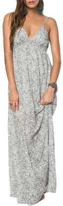 Women's O'Neill Deena Maxi Dress $59.50 thestylecure.com