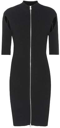 McQ Stretch-jersey dress