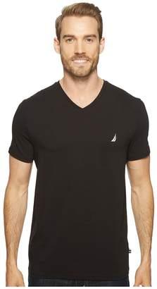Nautica Slim Fit V-Neck T-Shirt Men's Clothing