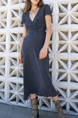 Lily Ashwell Sophia Dress - Celestial Silk