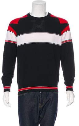 Givenchy 2016 Colorblock Sweater
