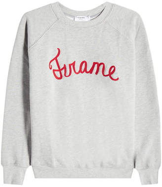 Frame Cotton Sweatshirt