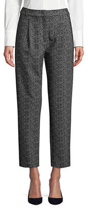 Max Mara Jokey Stretch Cotton Pants
