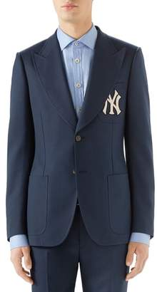 Gucci NY Yankees Sport Coat