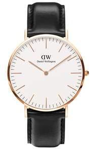 Daniel Wellington Classic Sheffield Rose Gold Watch