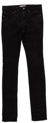 Free People Mid-Rise Skinny Jeans