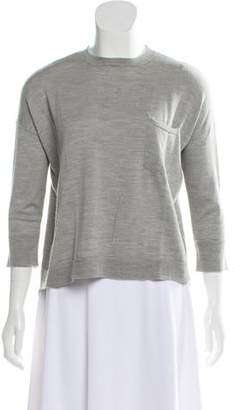 Frame Long Sleeve Cashmere Sweater