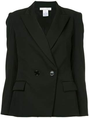 Oscar de la Renta double-breasted blazer