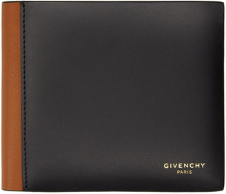 Givenchy Black Bifold Wallet $595 thestylecure.com