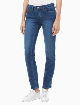 Calvin Klein ultimate skinny waverly blue jeans