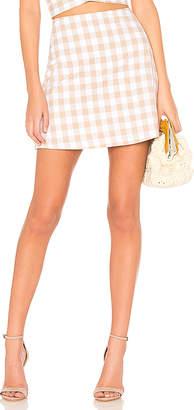 Backstage Monte Carlo Skirt