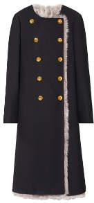 Tory Burch Emilia Convertible Coat