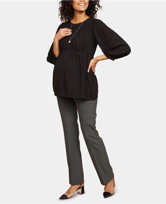 Motherhood Maternity Dress Pants