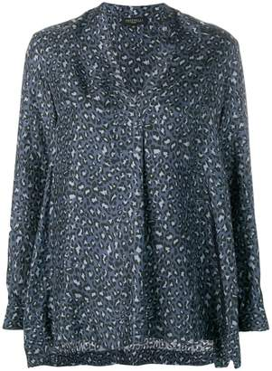 Antonelli patterned blouse