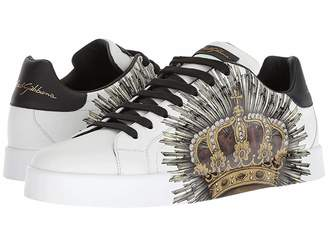 Dolce & Gabbana Laurel and Crown Sneaker