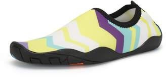 Pool' SAGUARO Barefoot Quick-Dry Kids Water Sports Shoes Skin Aqua Socks for Baby Boys Girls Swim Beach Pool, Black
