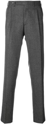 Berwich slim cropped tailored trousers