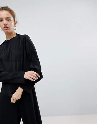 Weekday Pleated Top