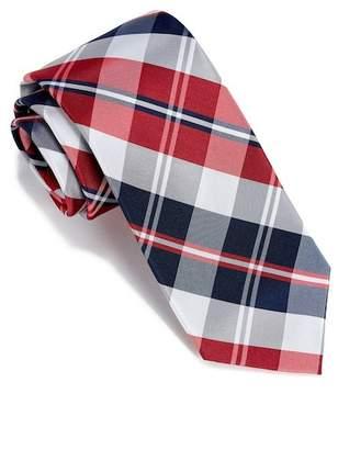Perry Ellis Bedoya Plaid Tie