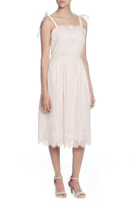 Catherine Malandrino Catia Eyelet Dress