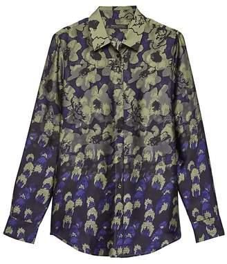 Banana Republic Dillon-Fit Print Soft Shirt