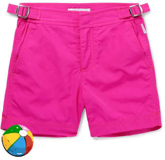 Orlebar Brown Boys Ages 4 - 12 Russell Swim Shorts - Pink
