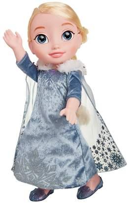Disney Princess Frozen Elsa Holiday Doll