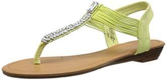 Madden-Girl Women's TAAHITII Flat Sandal