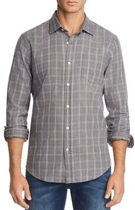 Bloomingdale's The Men's Store at Plaid Regular Fit Shirt - 100% Exclusive