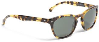 Brooks Brothers Square Plastic Sunglasses