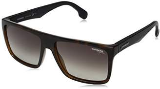 Carrera Men's Ca5039s Rectangular Sunglasses
