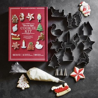 Williams Sonoma 'Twas the Night Before Christmas Cookie Cutter Set